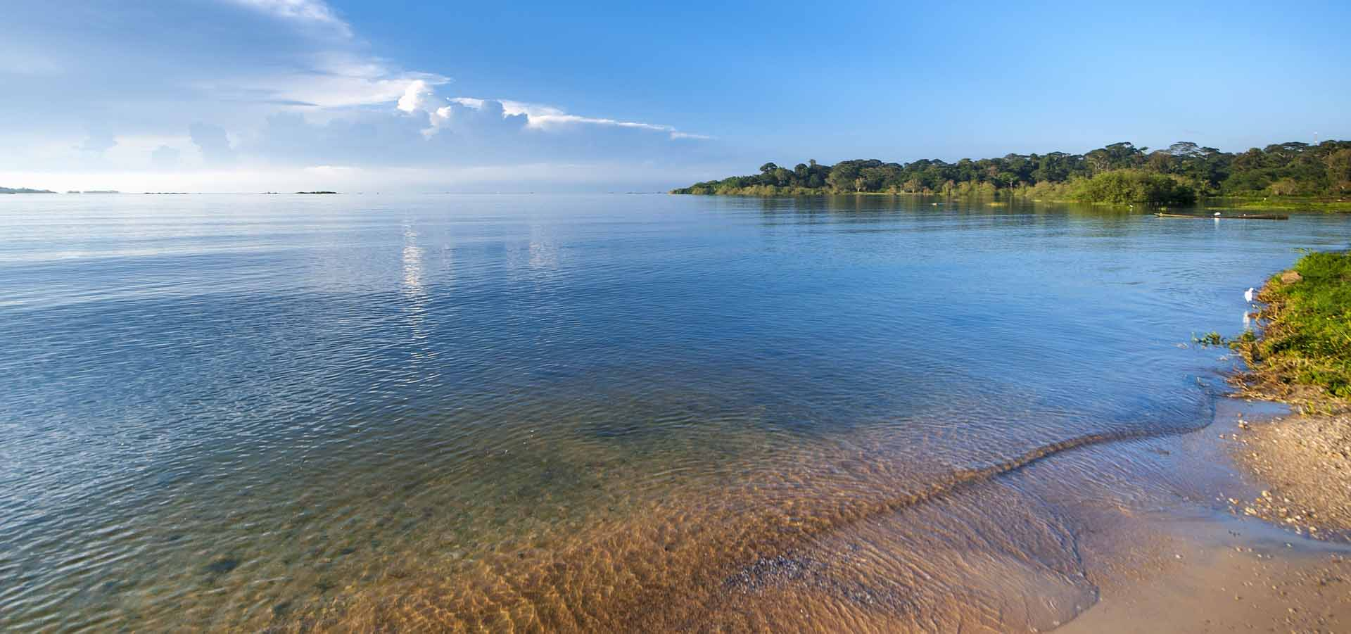 beaches lake Victoria Africa